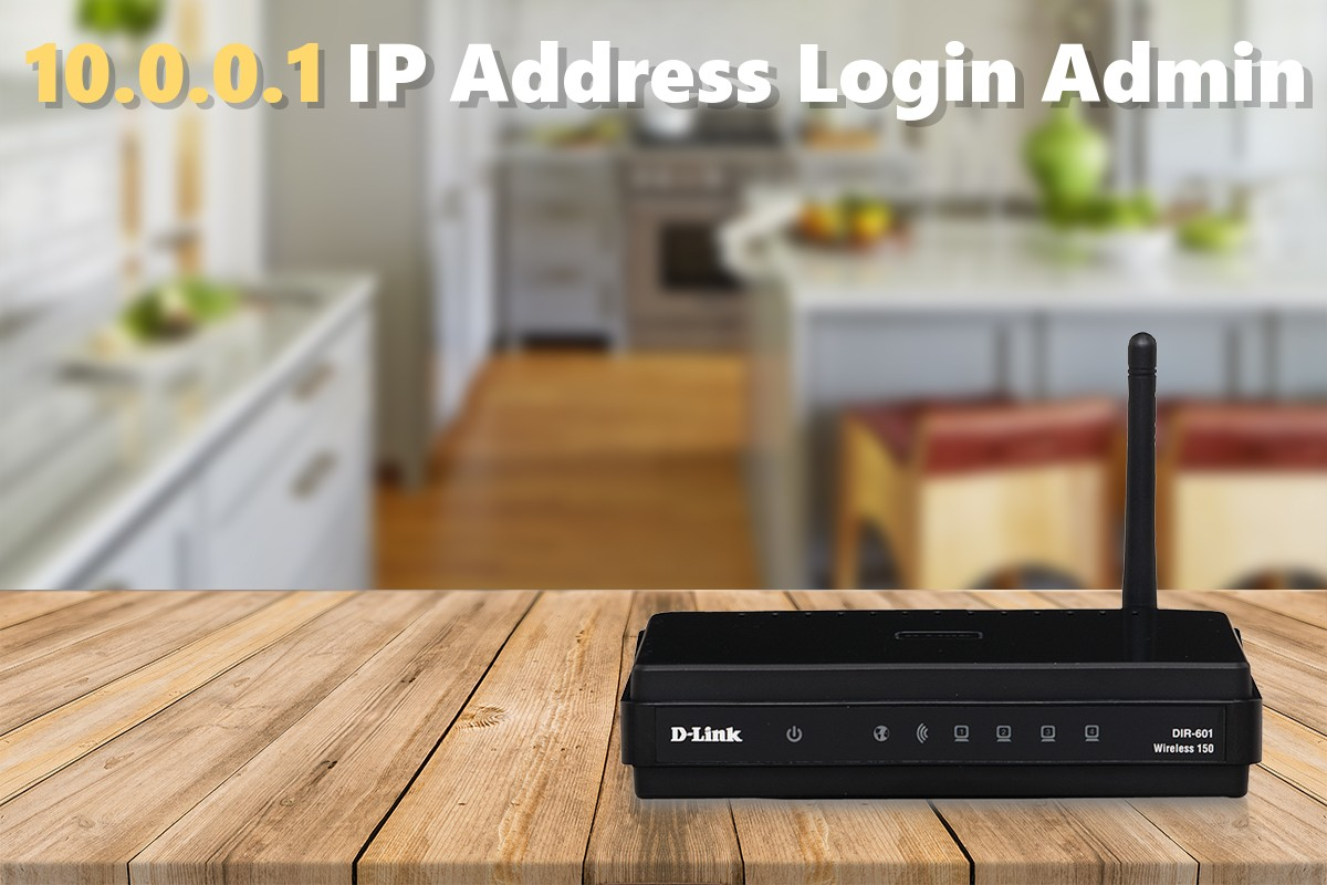 10.0.0.1 IP Address Login Admin